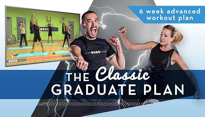 The Classic Graduate Plan