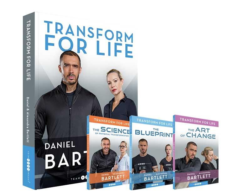 transform for life book